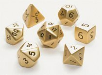 Referee's Golden Dice
